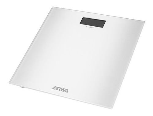 Balanza Digital Atma Ba7504n Vidrio Templado Hasta 150kg
