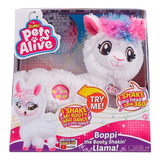 Pets Alive Coleccionable Llama 9515 Envio Full
