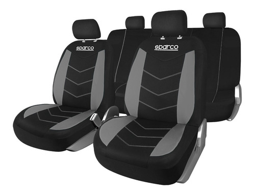 Fundas Cubreasiento Sparco Universal Poliester Sps431 - Sp