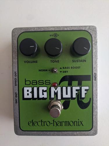 Pedal Electro - Harmonix Big Muff