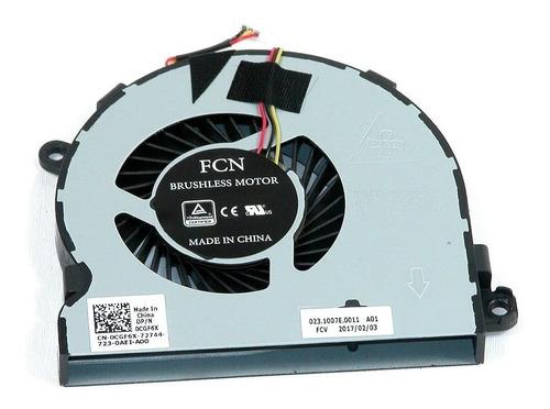 Ventilador Dell Inspiron 15 3567 /3565 / 14 3468 P/n Cgf6x