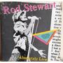 Lp Vinil Rod Stewart    Absolutely  Ano 1988. Raro Original