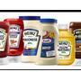 Combo Produtos Heinz (2 Ketchup, 2 Maionese, Mostarda E Bbq) Original