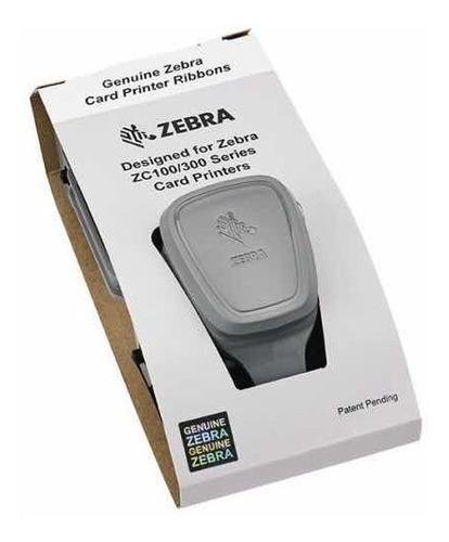 Ribbon Zebra Ymcko 800300-350la Para Zc100 Y Zc300