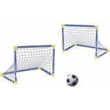 Set 2 Porterias Infantiles Futbol Soccer Armable 5576b1