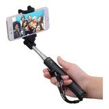 Kit Palo Selfie Bluetooth 83cm Recargable Xtech Metalico Ful