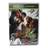 Street Fighter Iv Capcom Xbox 360  Físico