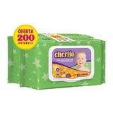 Toallitas Húmedas De Bebe Pack X 200 Unidades Cherito