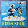 Lp Festa No Céu Compacto História Iantil 1960 Original