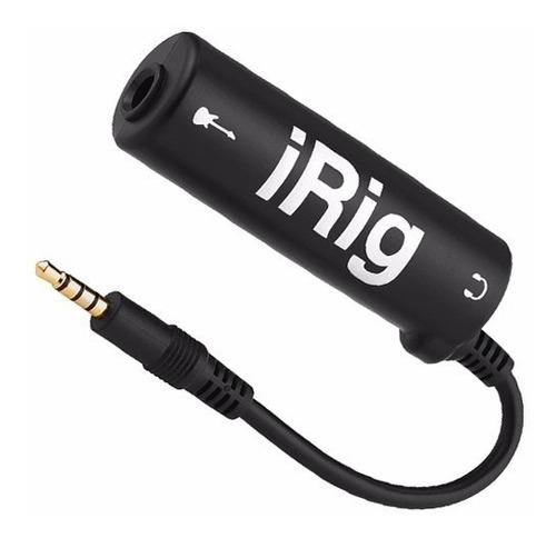 Irig Interfaz - Guitarra, Bajo, Etc. Envío Gratis
