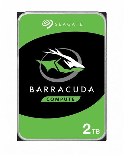 Disco Rigido Seagate 2tb Barracuda Sata3 64mb 3,5'