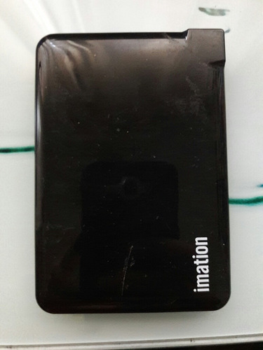 Disco Rigido Externo Imation 500 Gb (funciona Perfectamente)
