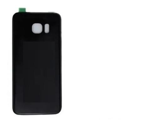 Tapa Trasera Para Samsung S7 Edge + Adhesivo Reglo- Dcompras