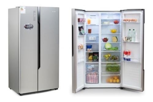 Refrigerador Heladera James Rj40k Sbs Nuevo Modelo Sensacion
