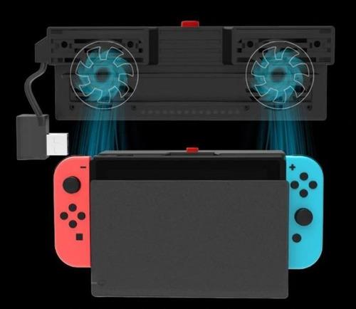 Ventilador De Refrigeracion Para Dock Nintendo Switch