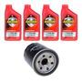 Kit Troca De Oleo Com Filtro Jac Motors J2 J3 J5 T5 Original