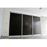Película Blackout Janelas Vidro Isolamento Luz 2mx50cm