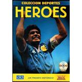 Heroes 1 (fifa 1986)- Heroes 2 (fifa 1990) Maradona Dvd