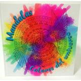 Libro De Mandalas Pasta Dura Para Colorear