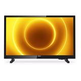 Tv Portátil Philips 5500 Series 24phd5565/77 Led Hd 24  110v/240v