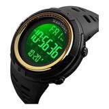 Reloj Hombre Raktors Max3 Digital Resistente Agua 50 Mts
