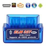 Scanner Scaner Multimarca Bluetooth Elm327 Obd2 Versión 2020