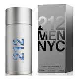Perfume Importado 212 Men Nyc Edt X 100 Ml