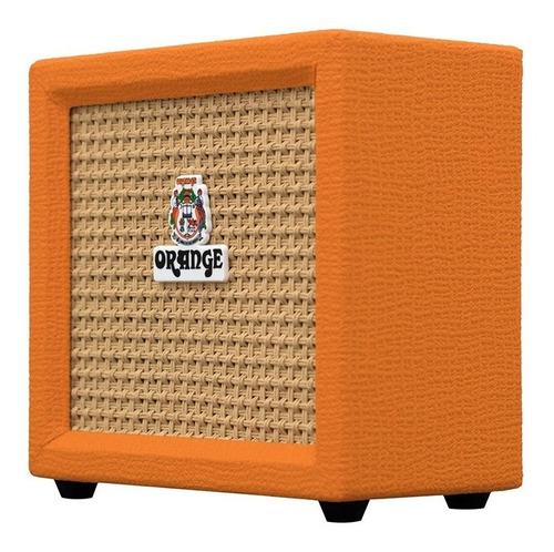 Amplificador Guitarra 3w (envio Gratis) Crush Mini Orange