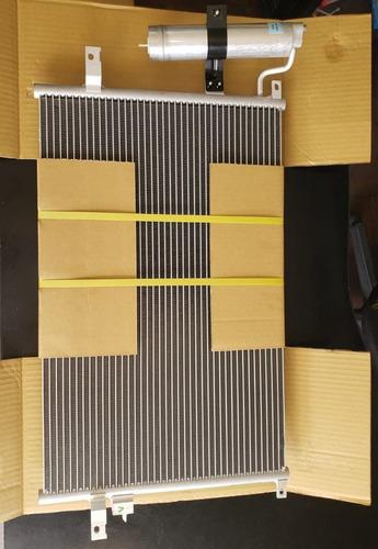 Condensador Radiador Aire Acondicionado Optra Tyc C/botella Foto 1