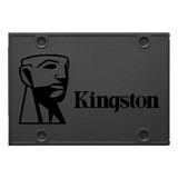 Disco Sólido Ssd Interno Kingston Sa400s37/480g 480gb