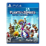 Plants Vs. Zombies: Battle For Neighborville Standard Edition Físico Ps4 Electronic Arts