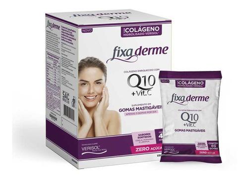 Gomas Fixa Derme Q10 C 15 Sach