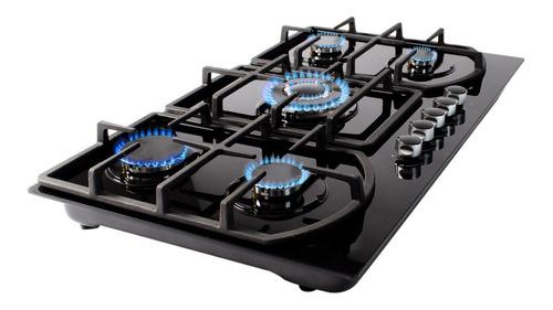 Parrilla De Gas Empotrable 5 Quemadores | Glasgow 5 | Fline