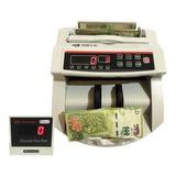 Contadora De Billetes Máquina Contar Dinero Detector Falsos