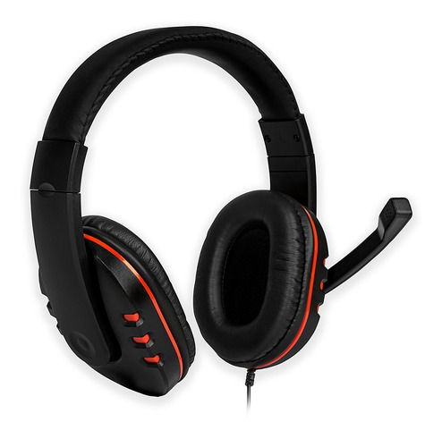 Auriculares Gamer Stereo Con Microfono Ps4 Pc Fgh-100