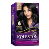 Tintura Wella Koleston Kit Permanente Pack X 3 Todos Colores