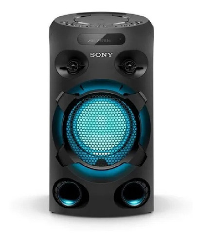 Parlante Bluetooth Sony Mhc-v02 Minicomponente Torre Sonido