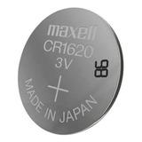 5 Pilas Maxell Cr1620 Tipo Botón Japonesa /3gmarket