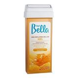 Cera Para Depilação Rollon Mel 100g Depil Bella