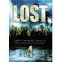Box Série Lost 4ª Temporada Completa - Dublada E Legendada Original