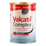 Valcatil Complex Nutrición Cabellos Uñas Polvo 260g Original