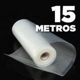 Rollo De Bolsa Gofrada Vacio 28 Cm X 15 Metros P/oster