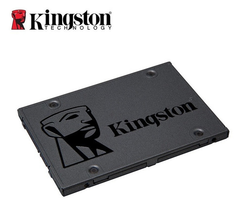 Disco Estado Solido Ssd 240gb Kingston A400 2.5 Nuevo @pd