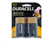 Pilas Duracell D Caja X 12 Pilas