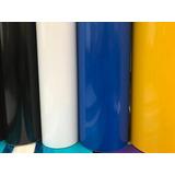Vinilo Adhesivo De Corte Glossy 120 Grs.  30 Cm X 1 Mt.