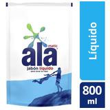Jabón Líquido Ala Matic 800ml