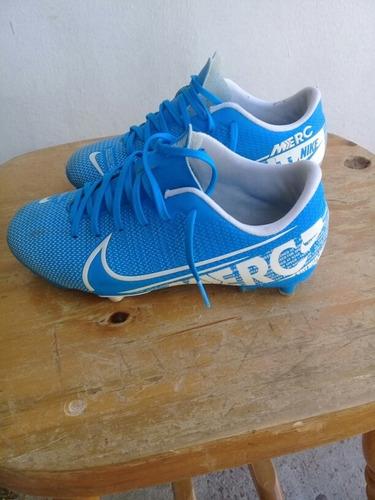 Championes De Futbol Nike Mercurial Originales N 32.5