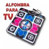 Alfombra De Baile Para Tv  Gamed Pad Con 50 Juegos