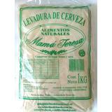 Levadura De Cerveza Virgen 100% Natural Por 500g.mama Teresa