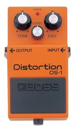 Pedal Distorsión Boss Ds-1 Distortion